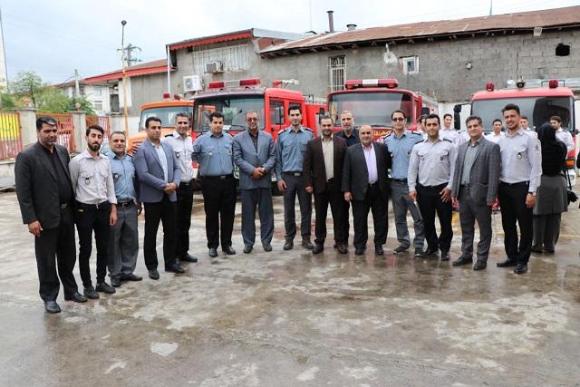 7 مهر روز آتش نشان گرامیباد